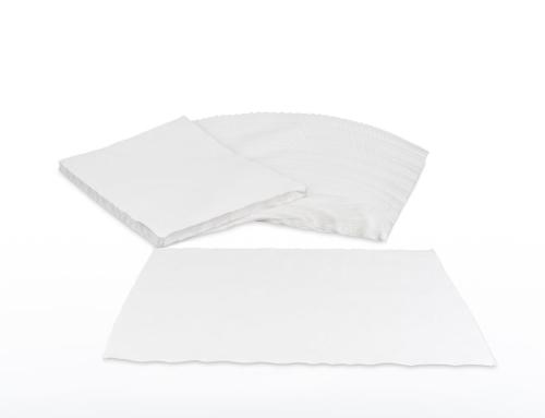 Paper carpet