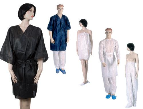 Kimonos, batas, pareos y pantalones de presoterapia