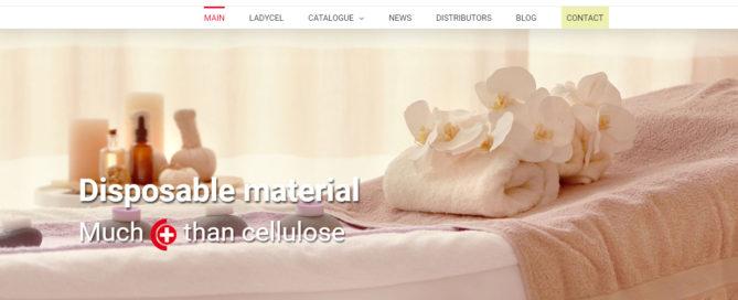 New web LadyCel