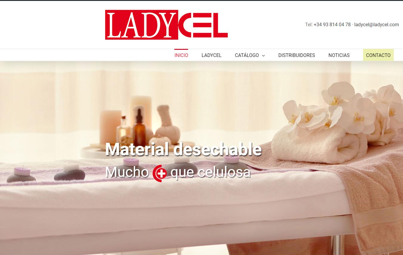 ladycel nueva web